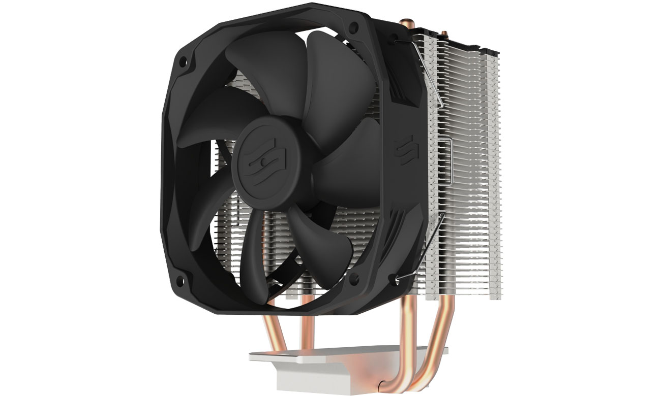 Chłodzenie procesora SilentiumPC Spartan 4 100mm SPC270