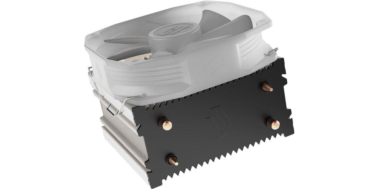 SilentiumPC Spartan 4 Evo ARGB - Radiator