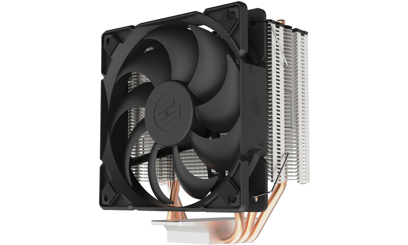 Chłodzenie procesora SilentiumPC Spartan 4 MAX 120mm SPC272