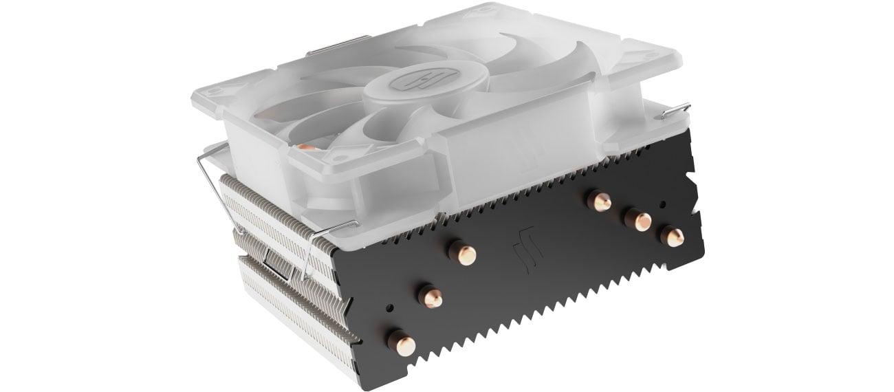 SilentiumPC Spartan 4 MAX Evo ARGB - Radiator
