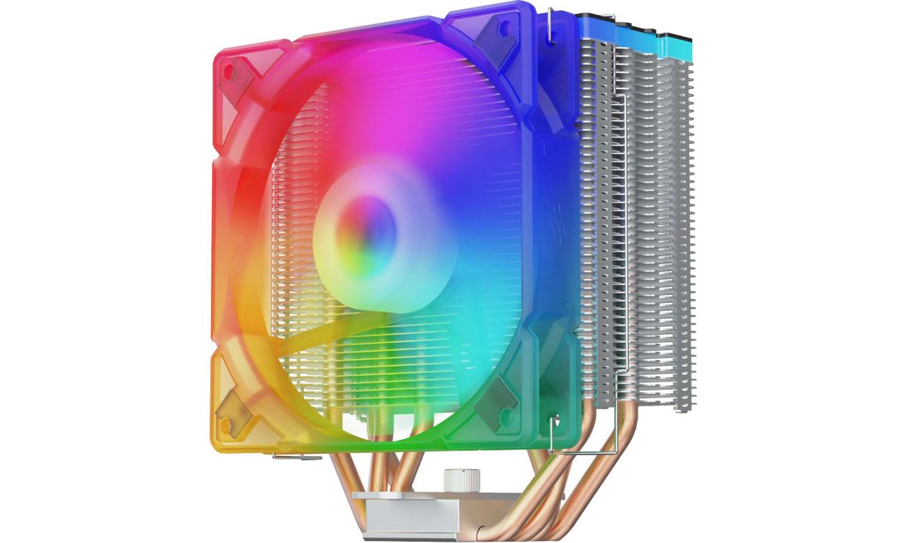 Chłodzenie procesora SilentiumPC Fera 3 EVO ARGB 120mm SPC281