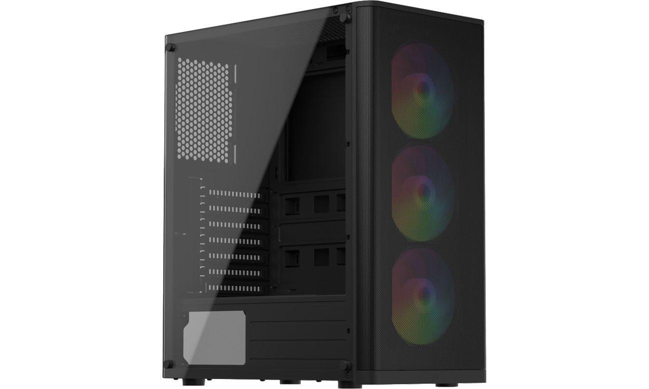 Obudowa do komputera SilentiumPC Ventum VT2 EVO TG ARGB SPC291