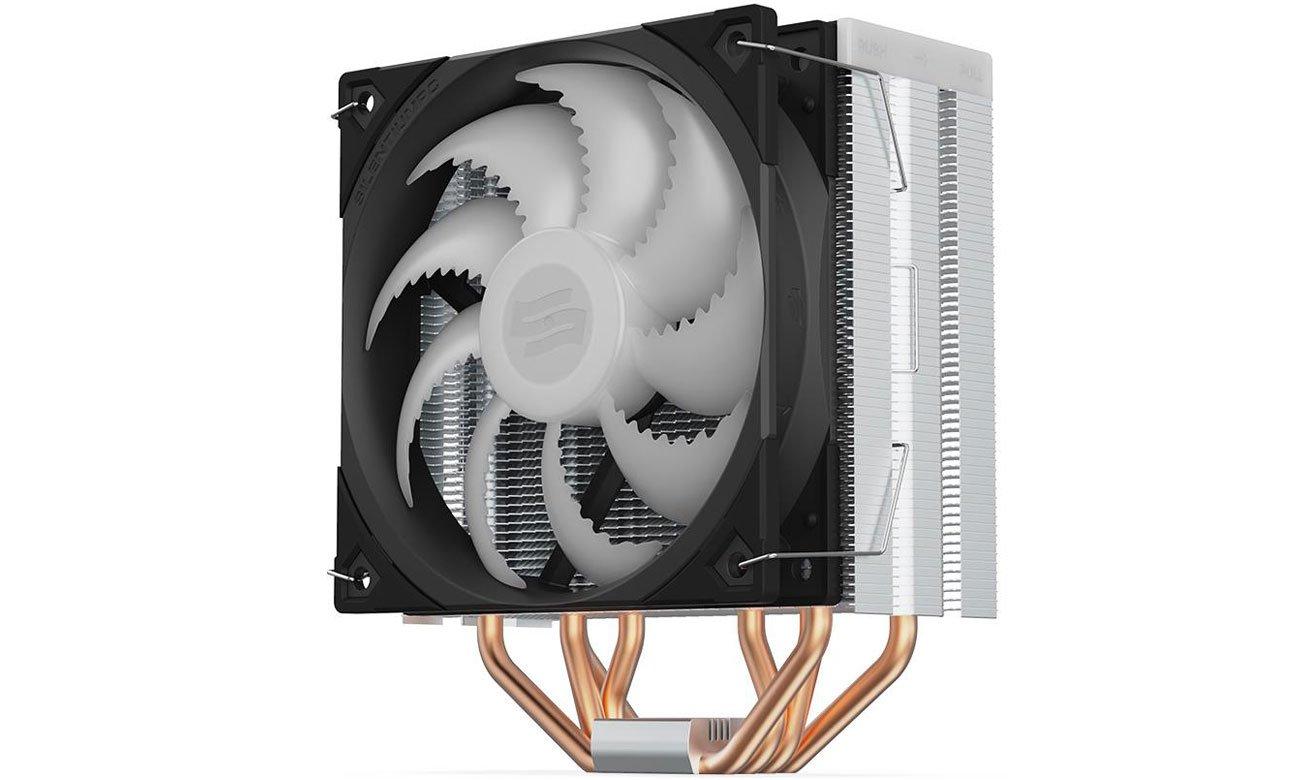 Chłodzenie procesora SilentiumPC Fera 5 ARGB 120mm