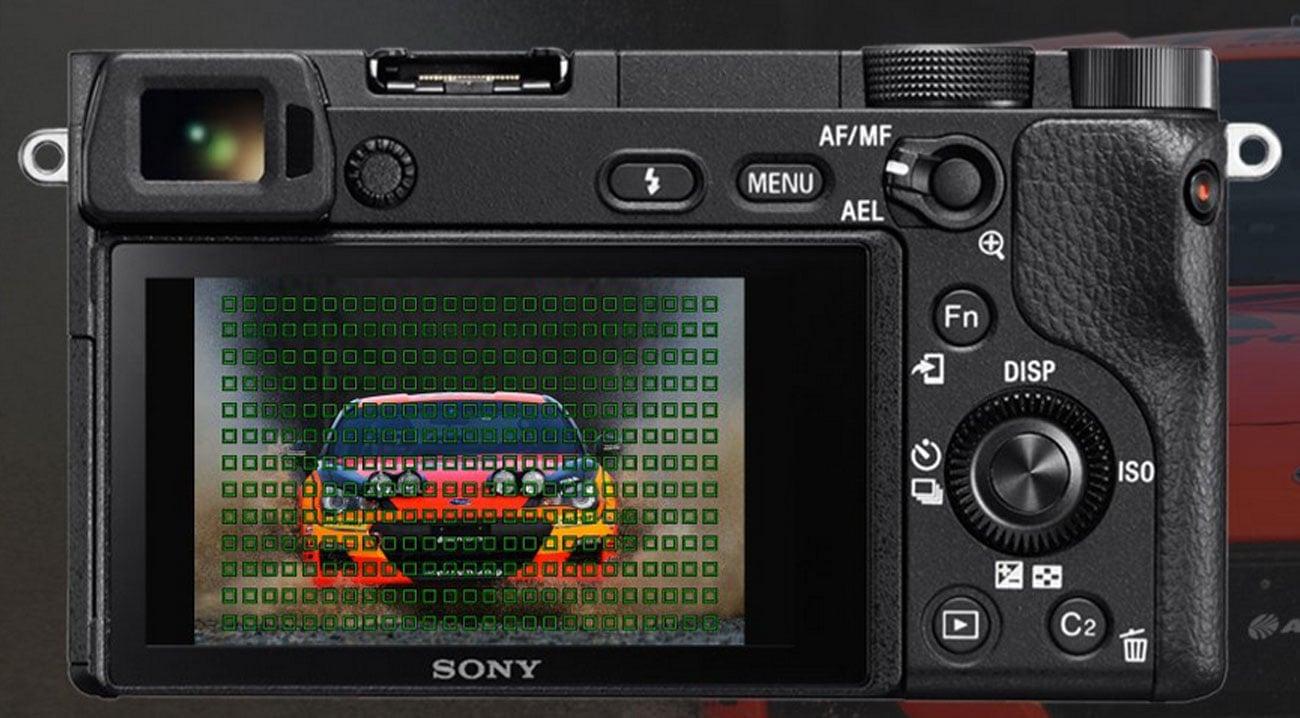 Sony A6300 Autofokus