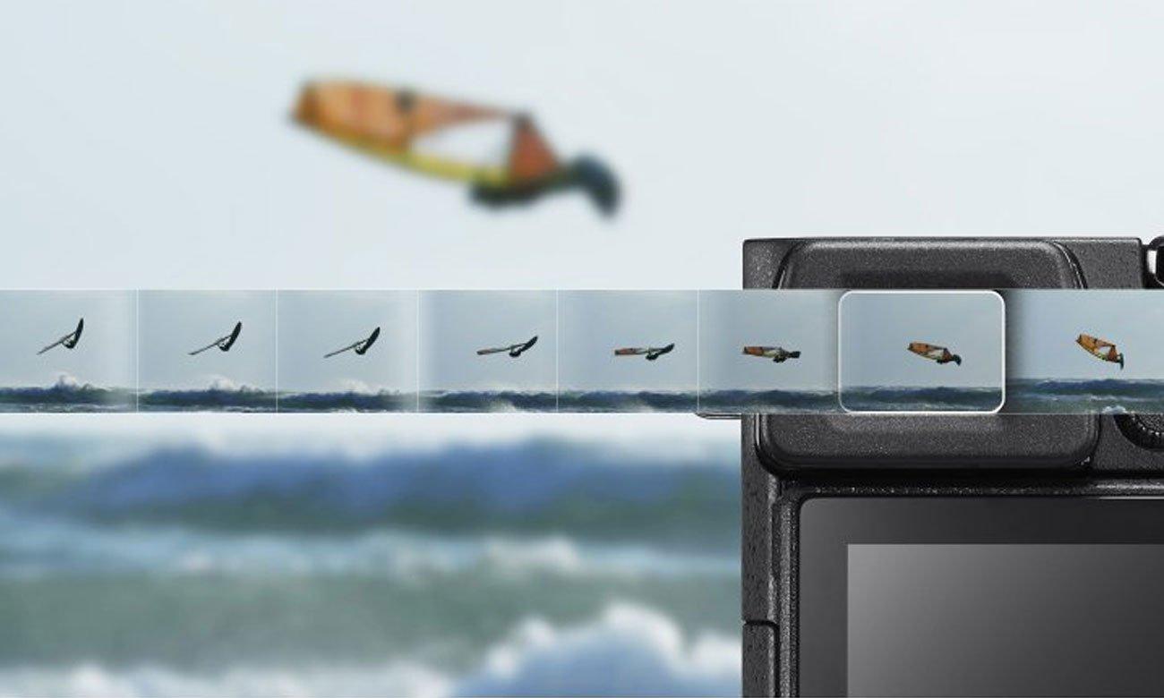 Sony A6300 Zdjęcia Seryjne