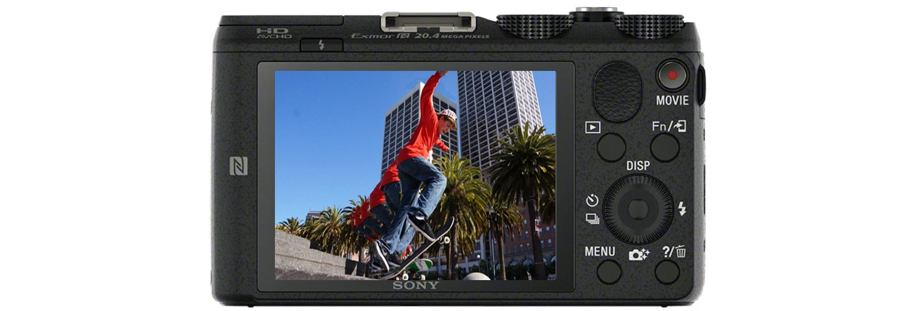 Sony DSC-HX60 Zoom