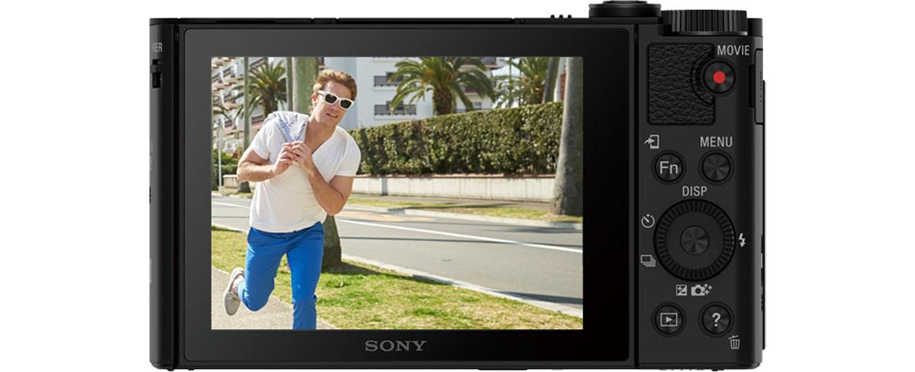 Sony HX90 Łatwa Obsługa