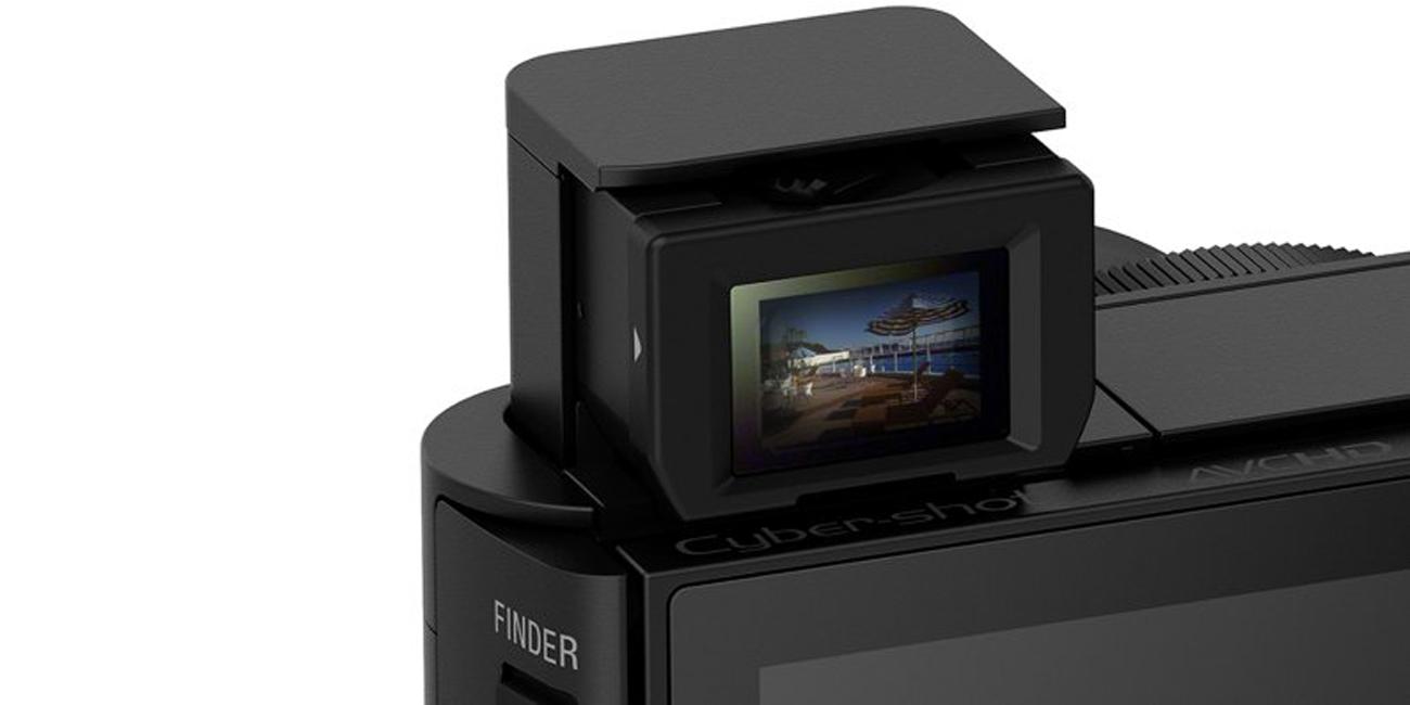 Sony HX90 Wizjer OLED