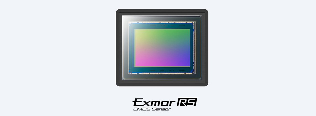 Sony DSC-RX100M4 stacked CMOS typu 1,0