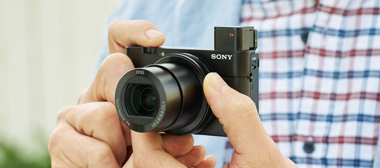 Sony DSC-RX100M4 Wizjer