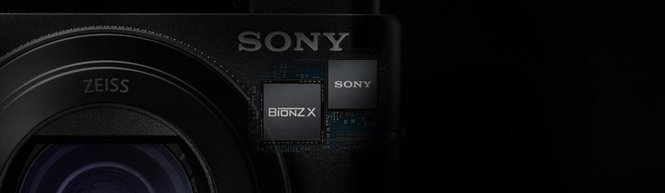 Sony DSC-RX100M5 Matryca Procesor