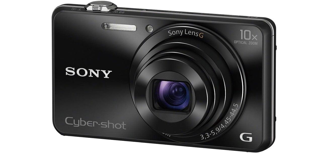 Sony DSC-WX220 Zakres ISO