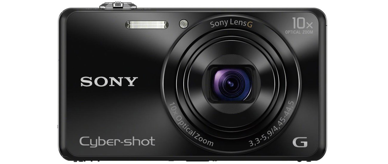 Sony DSC-WX220 Kluczowe Cechy