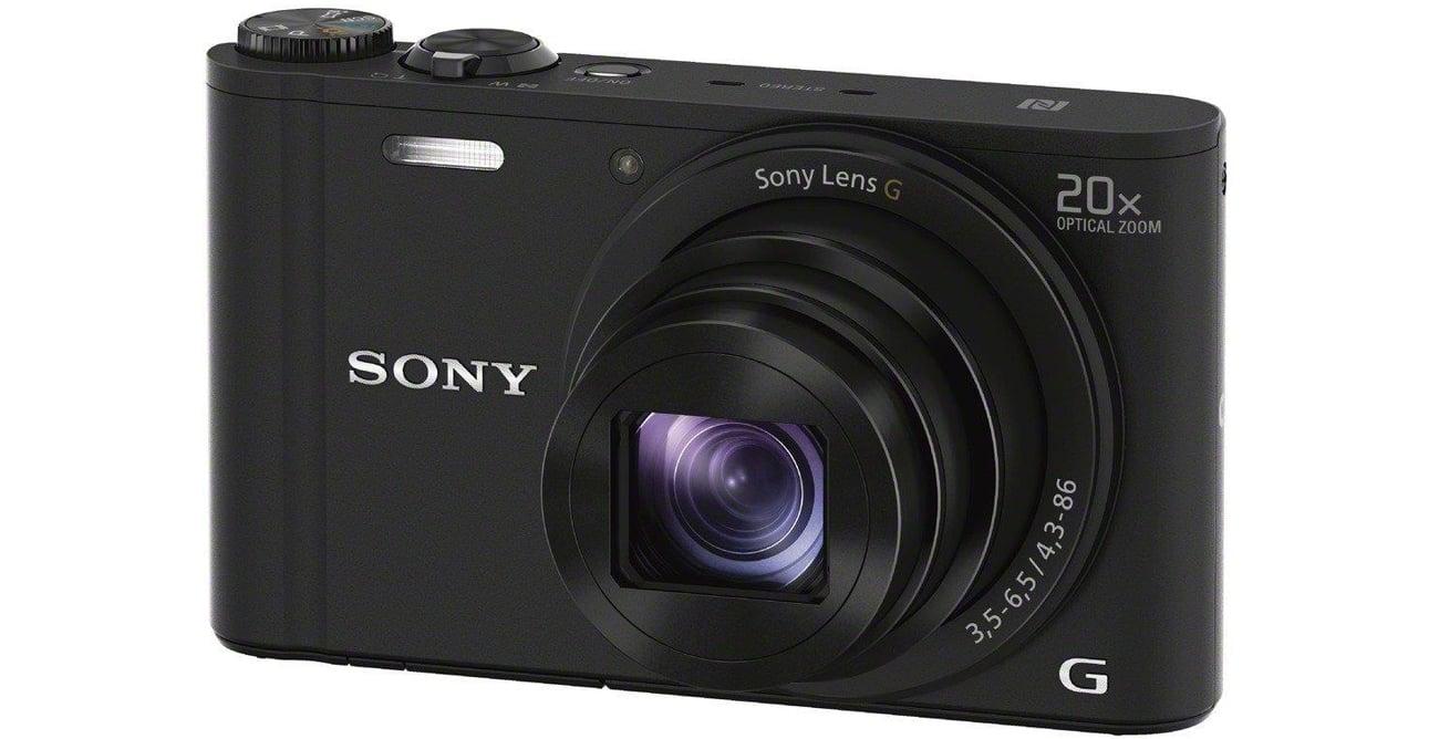 Sony DSC-WX350 Kluczowe Cechy