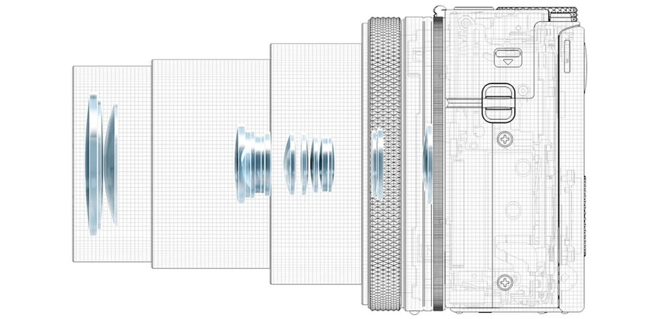 Aparat Kompaktowy Sony DSC RX100 VI Optykla