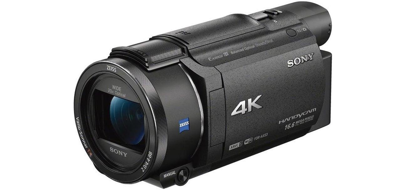 Sony FDR-AX53B Kluczowe Cechy