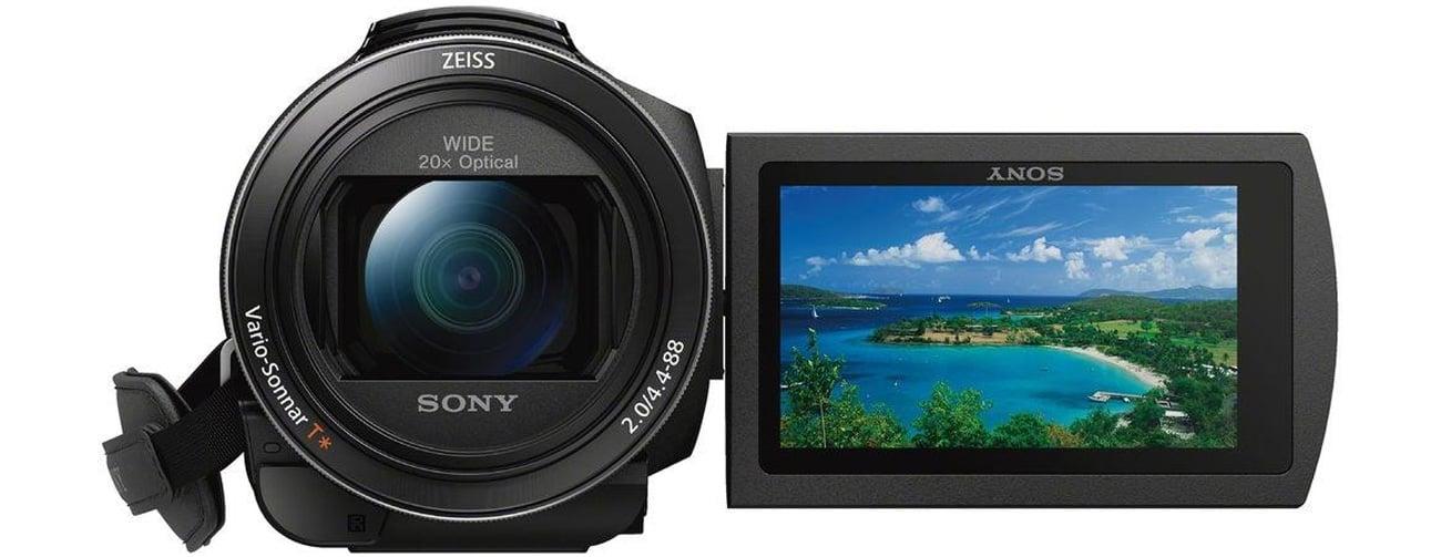 Sony FDR-AX53B Nagrywanie W 4K
