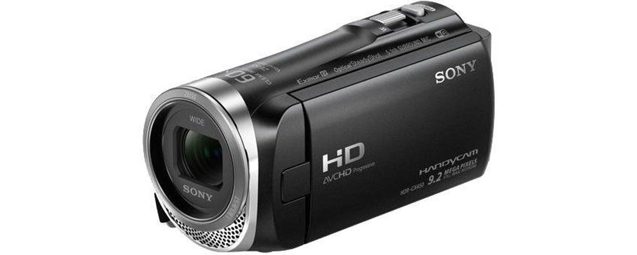 Sony HDR-CX450B Kluczowe Cechy