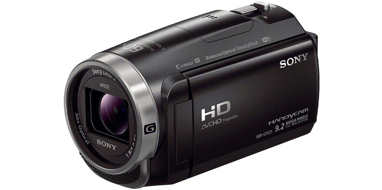Sony HDR-CX625B Kluczowe Cechy