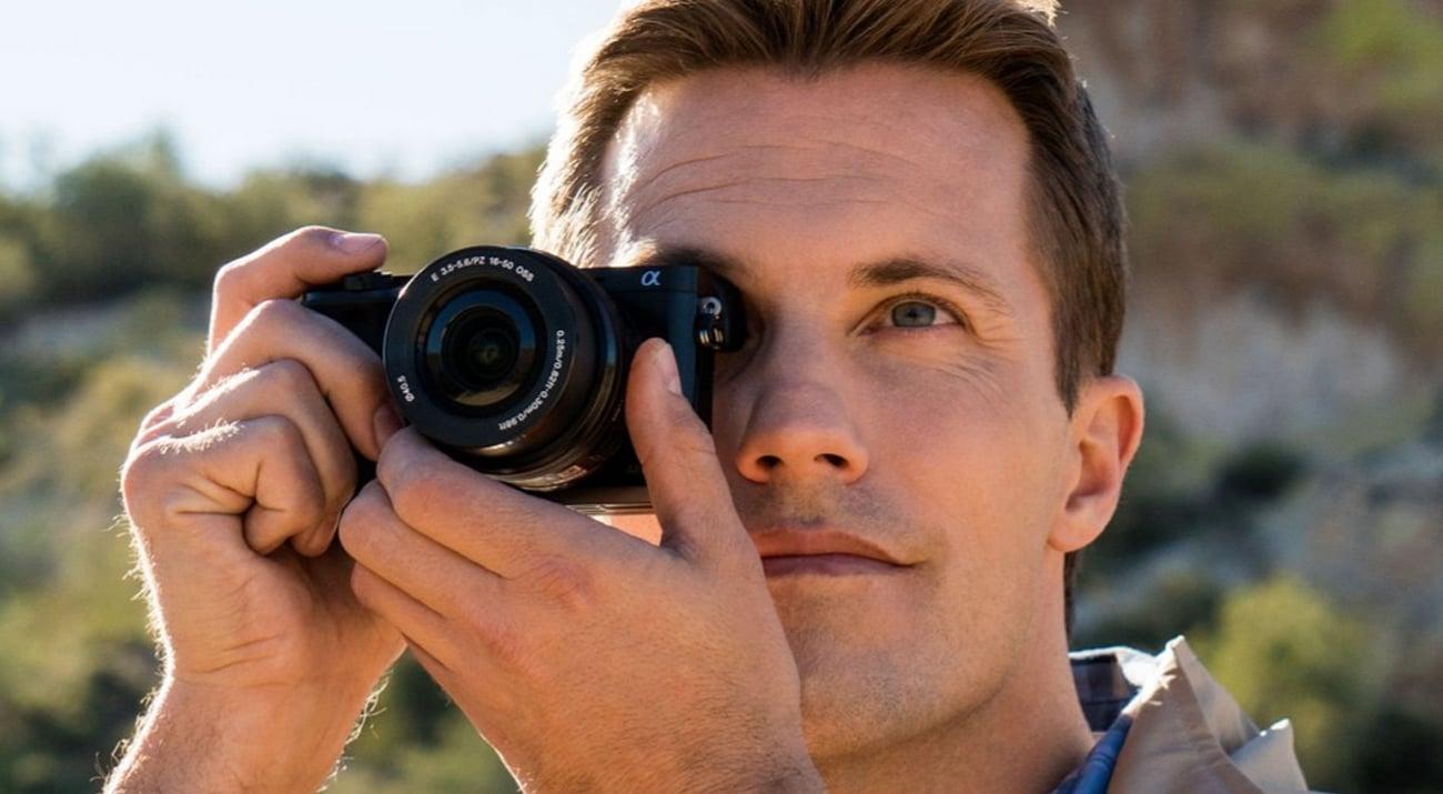 Sony ILCE-6000 + 16-50 mm Autofocus