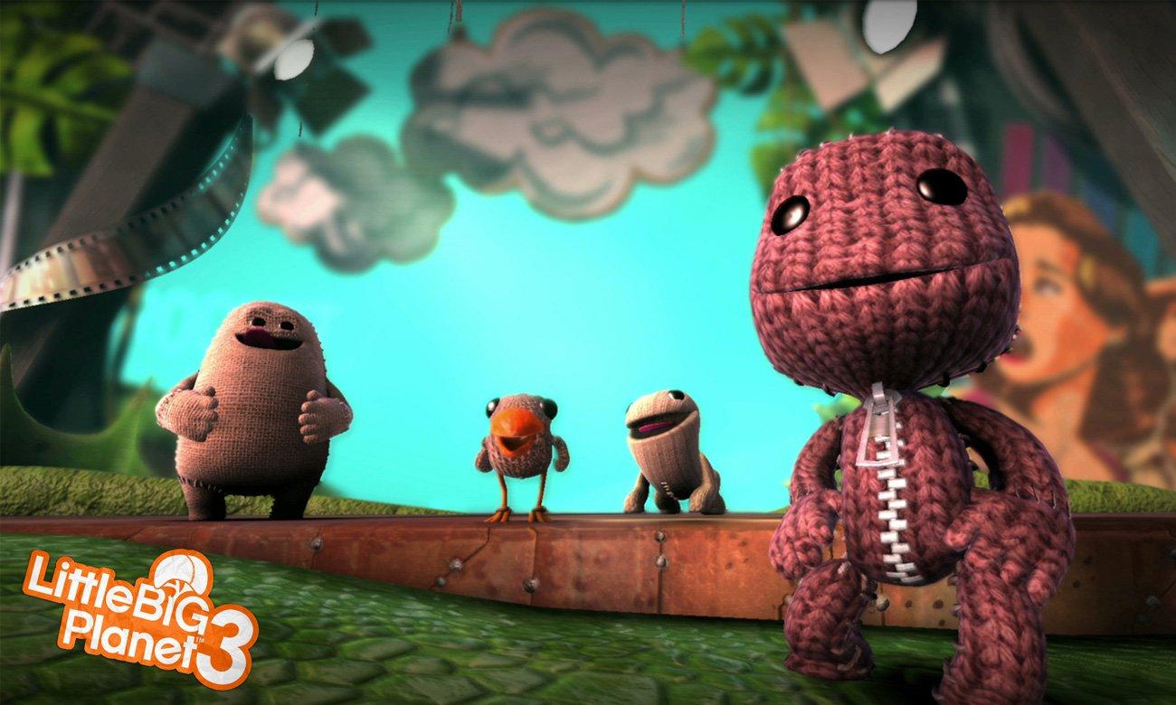 Sony Little Big Planet 3