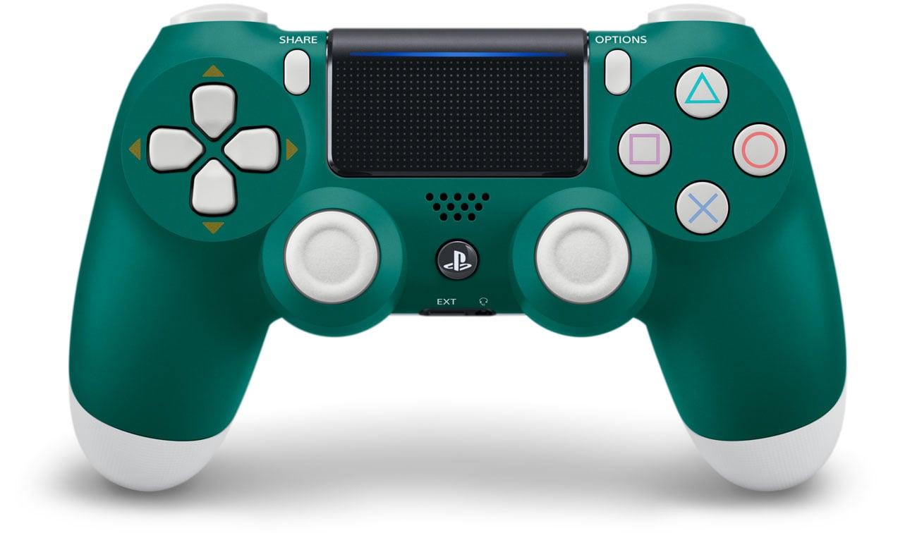 Kontroler DualShock 4 v2 w kolorze alpejskiej zieleni