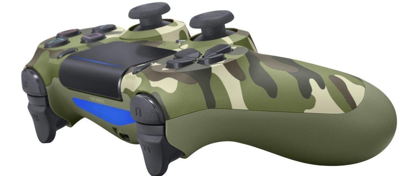 Контроллер DualShock 4 Camo V2
