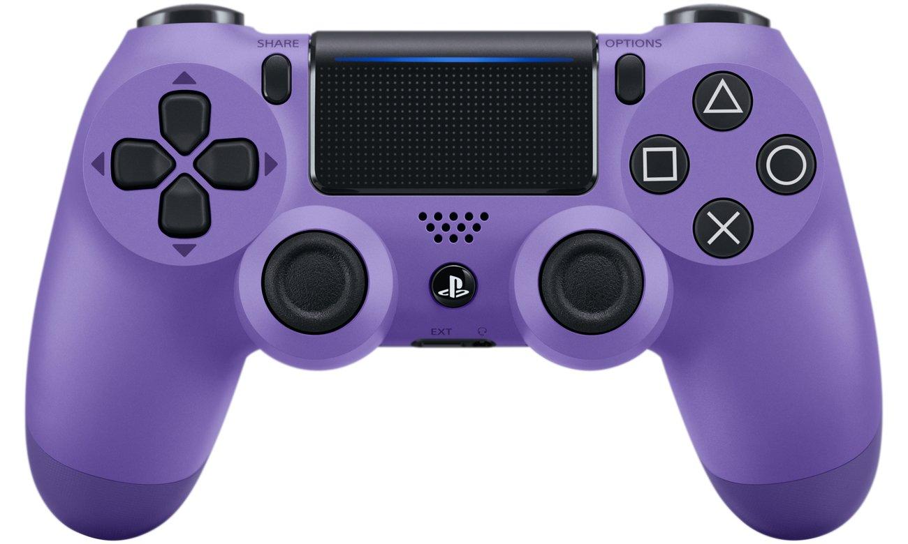DualShock 4 w kolorze elektryzującego fioletu
