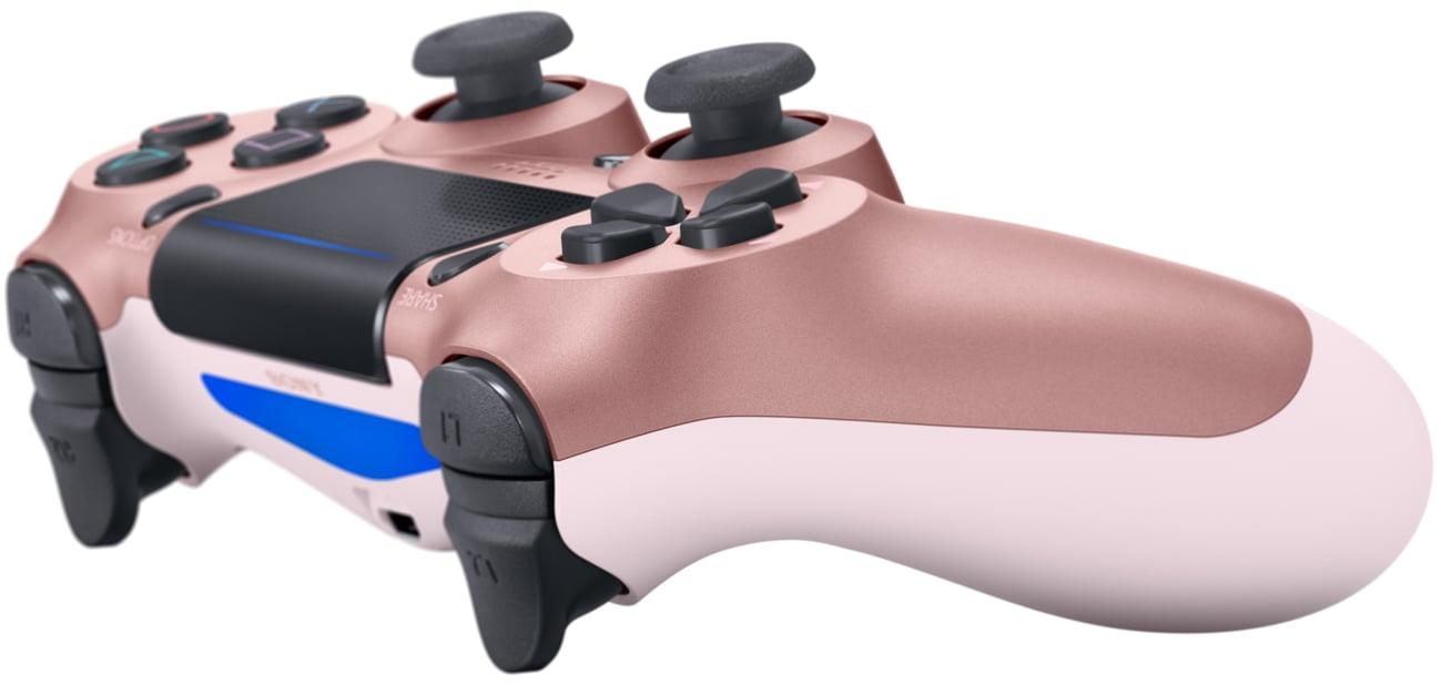Kontroler DualShock 4 złoty V2 technologie