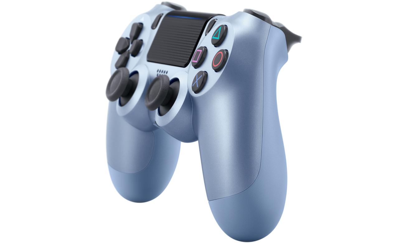 Kontroler DualShock 4 złoty V2