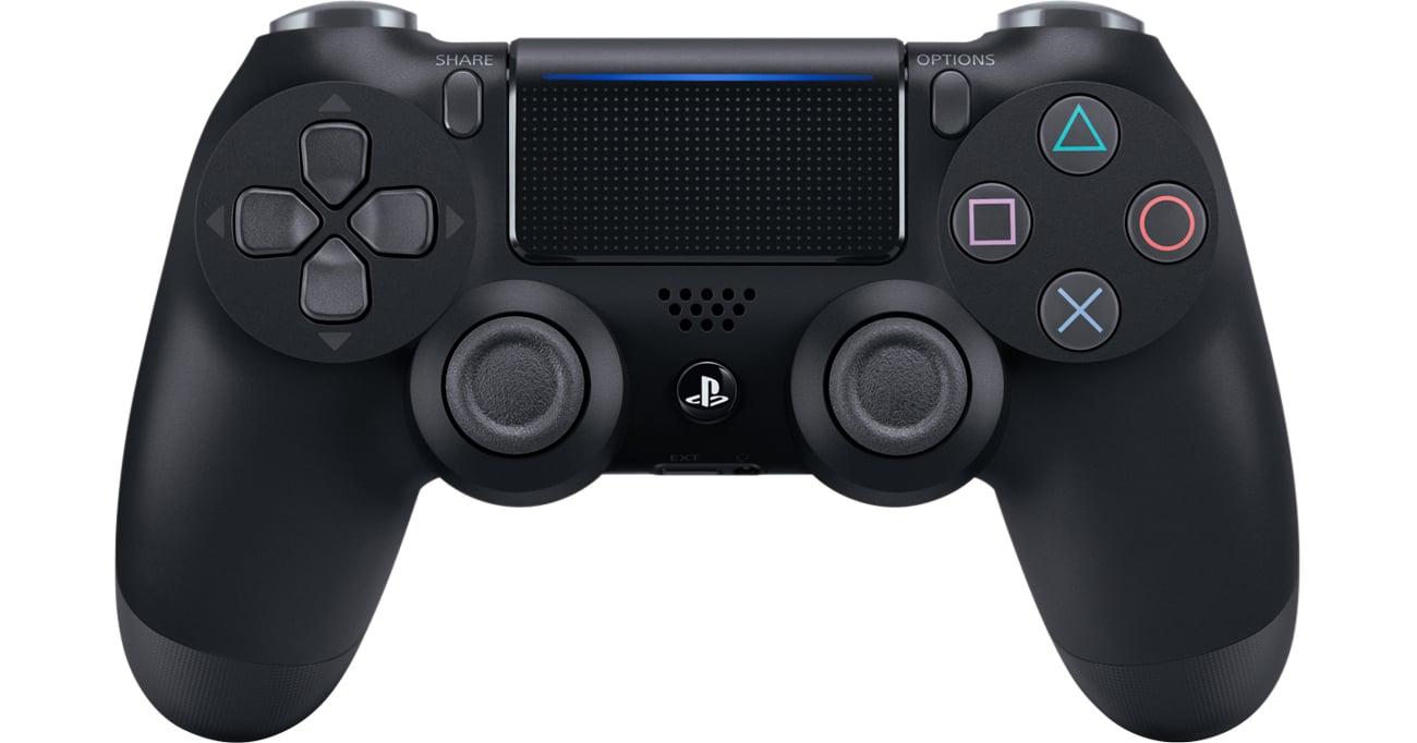 Playstation 4 DualShock 4 czarny V2