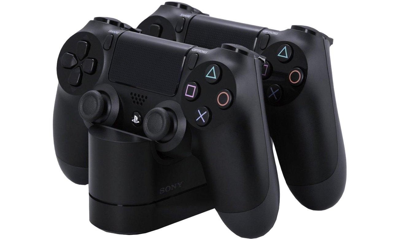 Playstation 4 DualShock - stacja dokująca 9230779