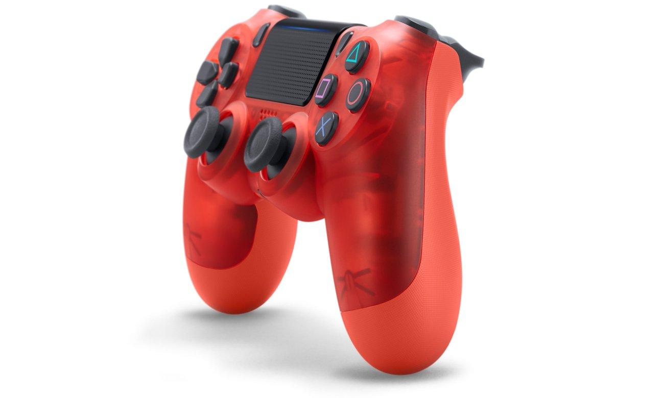 DualShock 4 Transculent Red