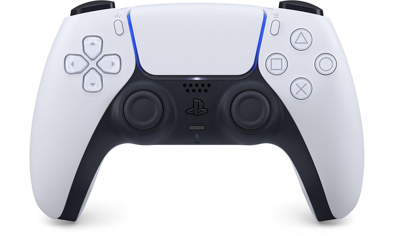Kontroler Sony DualSense Biały do PlayStation 5