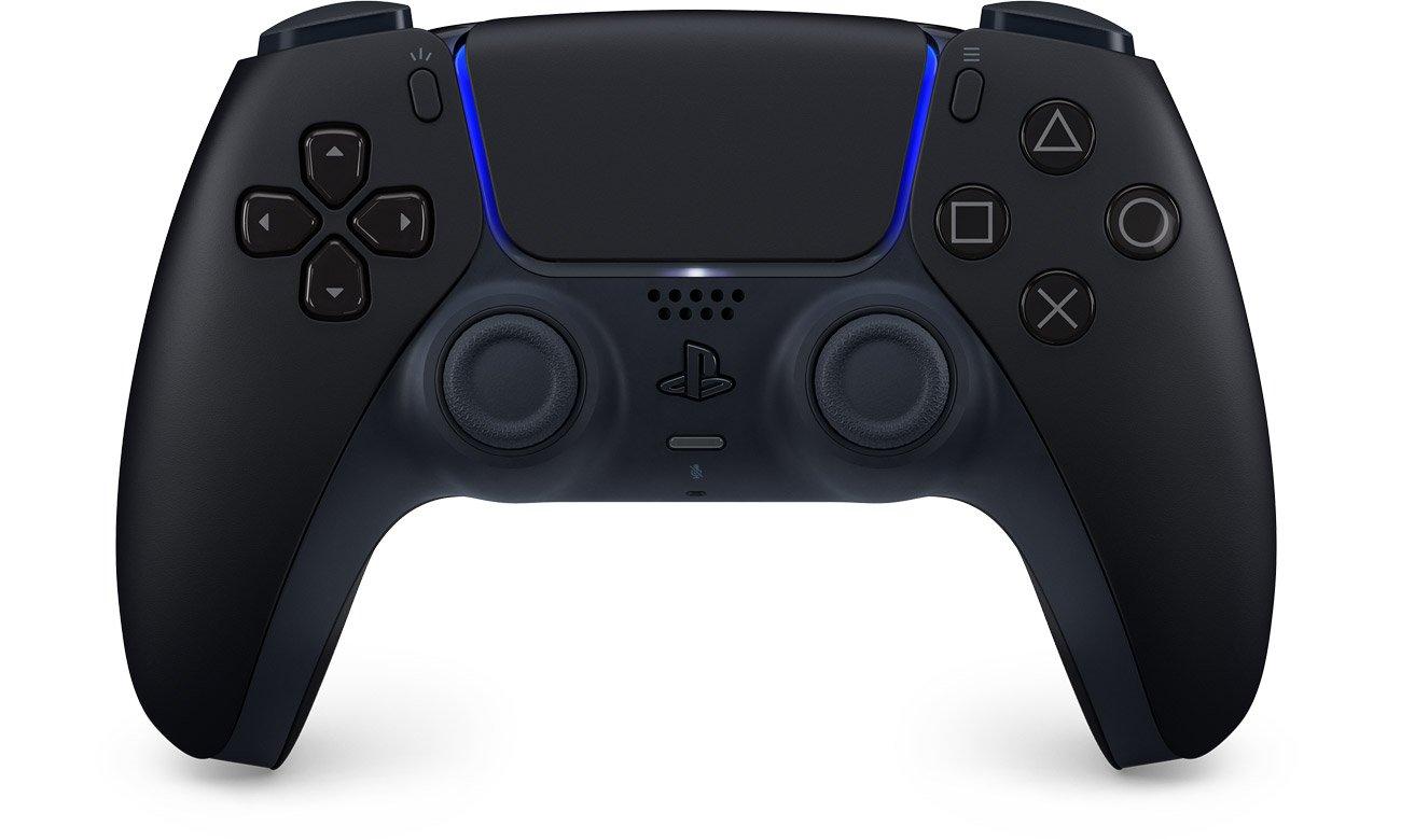 Kontroler Sony DualSense Czarny do PlayStation 5