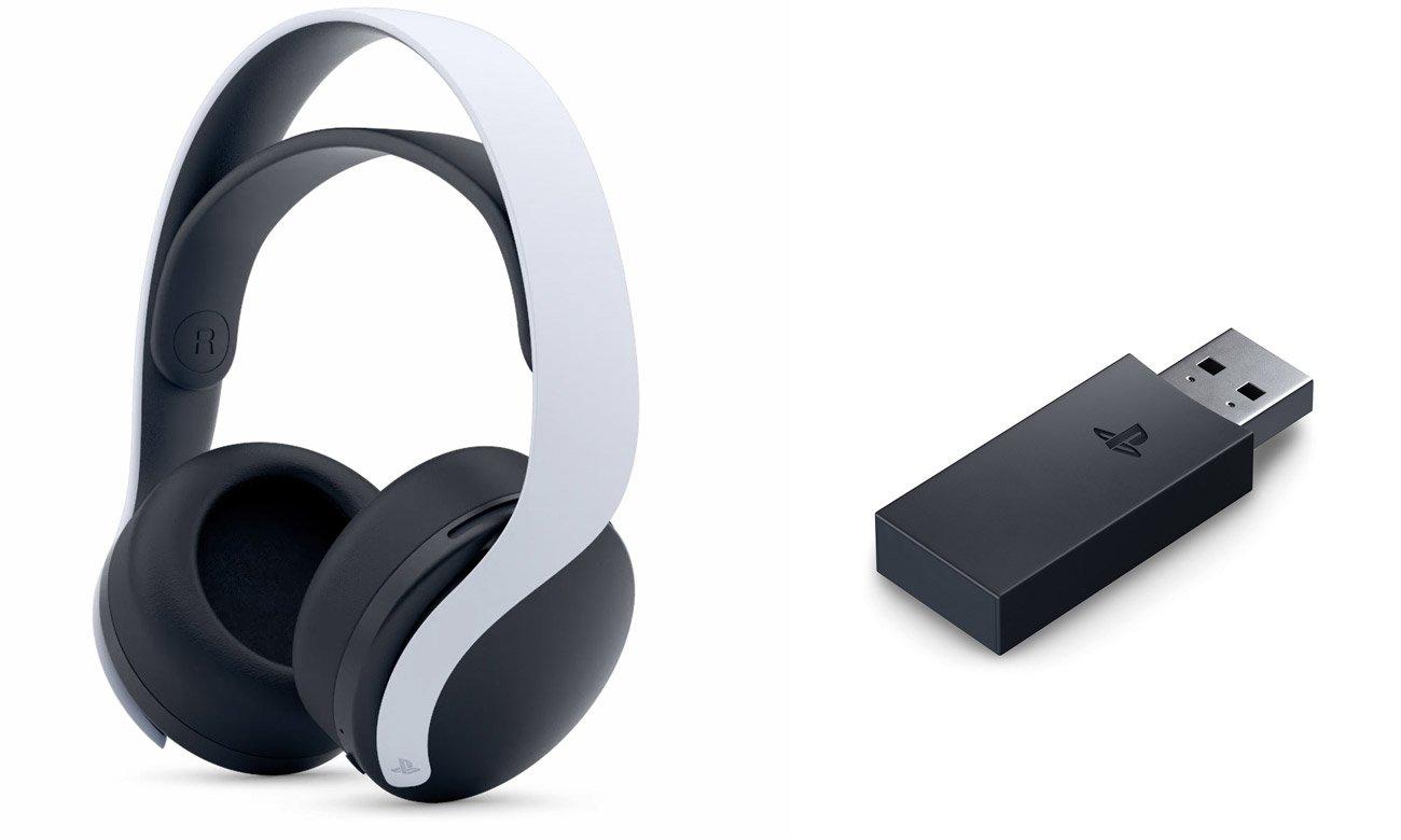 Bezprzewodowy zestaw słuchawkowy Sony PULSE 3D