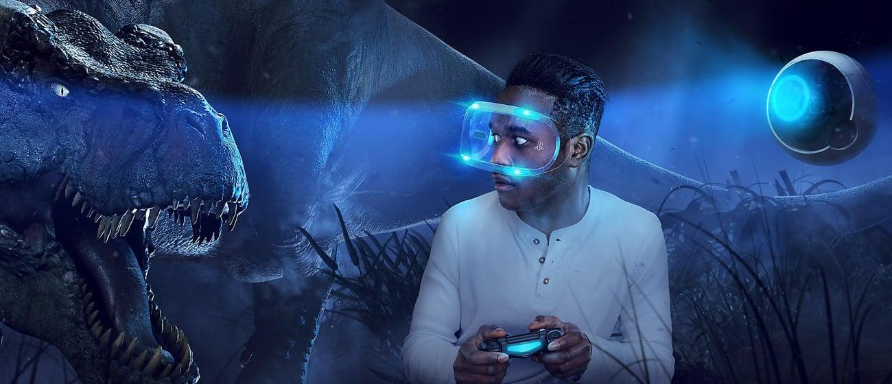 PlayStation VR 360 stopni widoczności