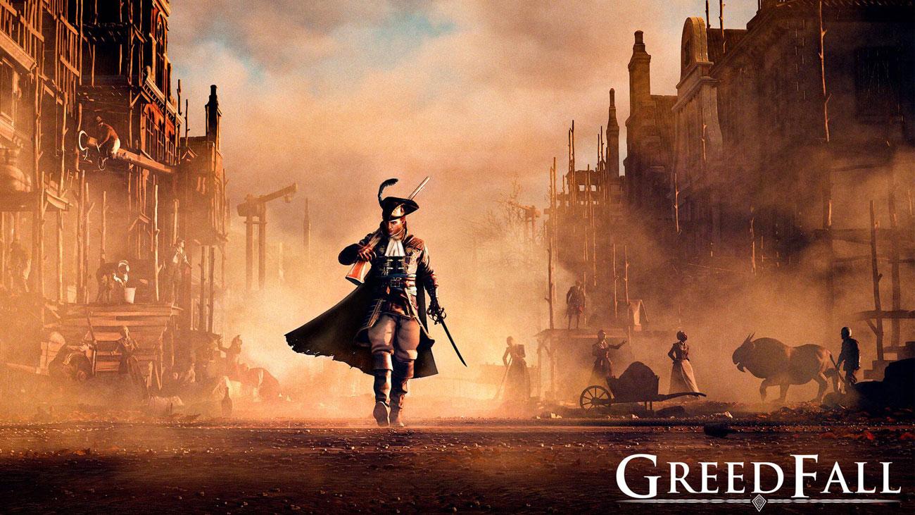Gra PS4 GreedFall