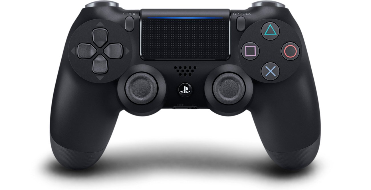 Nowy DualShock 4 - KONSOLA SONY PLAYSTATION 4 PRO 1TB + GRA FORTNITE - playstation 4 pro, konsola playstation, konsola playstation 4, konsola ps4, playstation konsola, solpol