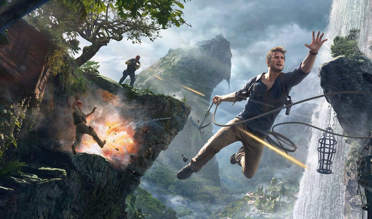 Najwspanialsze gry znajdziesz na PS4