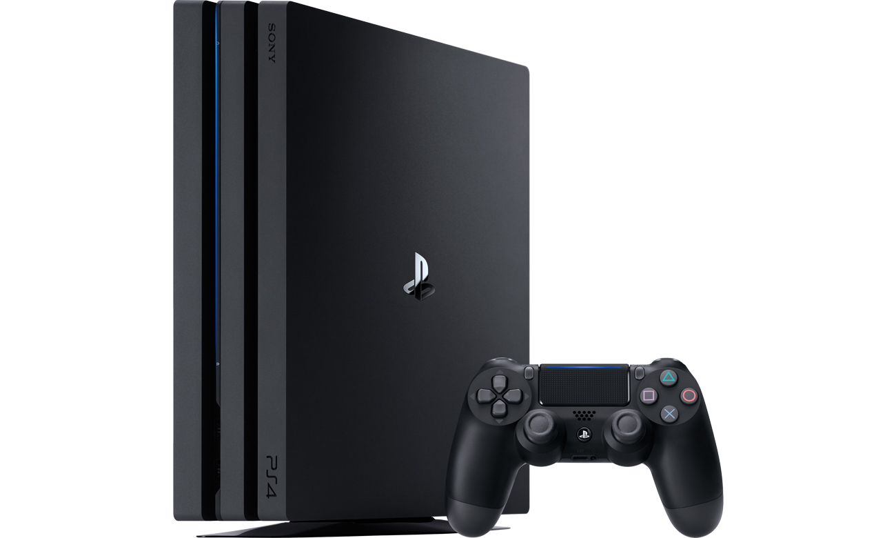 Najbardziej społecznościowa konsola - KONSOLA SONY PLAYSTATION 4 PRO 1TB + GRA FORTNITE - playstation 4 pro, konsola playstation, konsola playstation 4, konsola ps4, playstation konsola, solpol