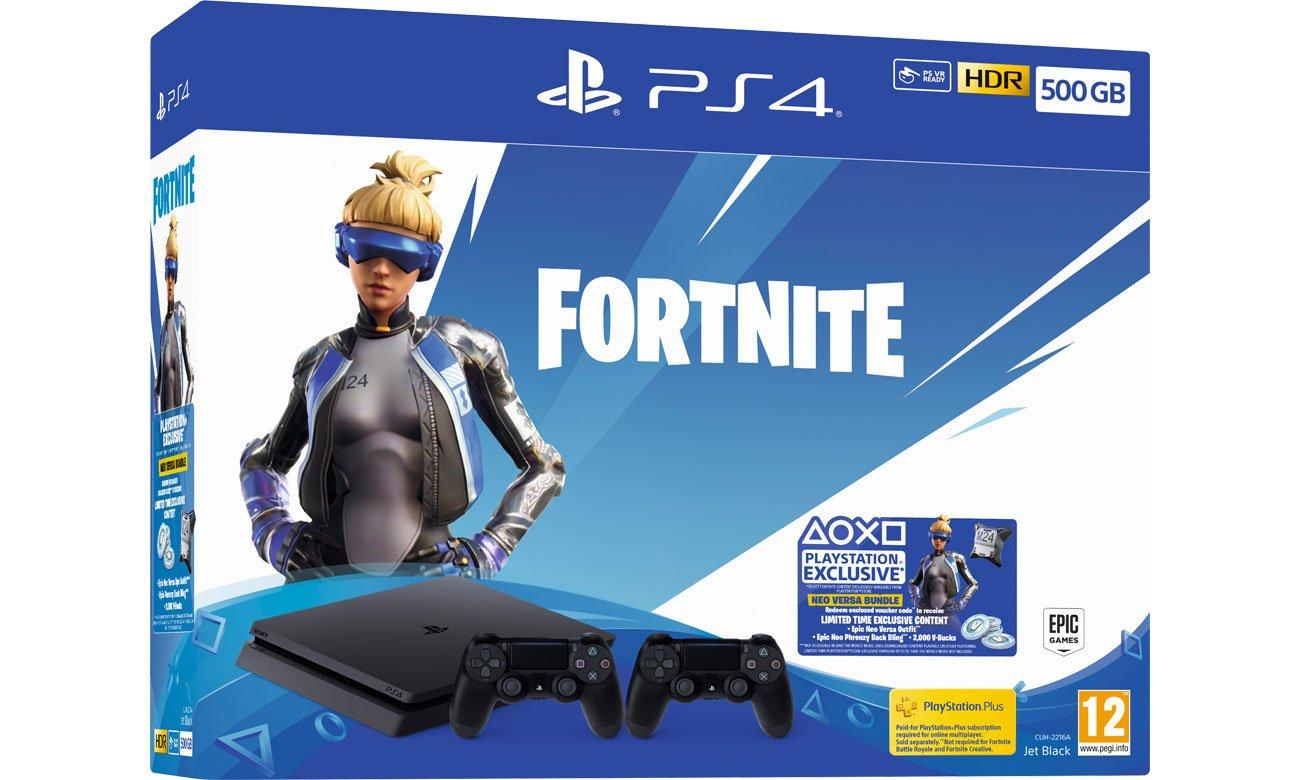 PlayStation 4 w zestawie z 3 grami z serii PS Hits