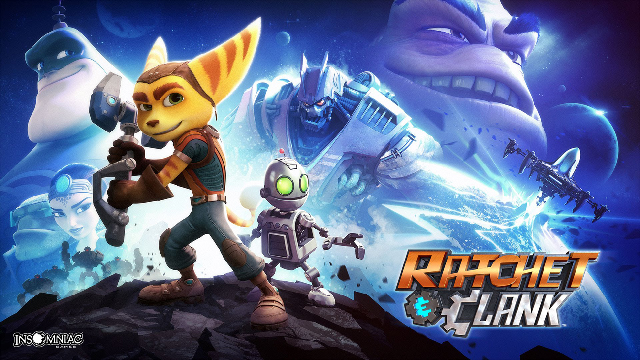 Ratchet & Clank - Seria PS Hits