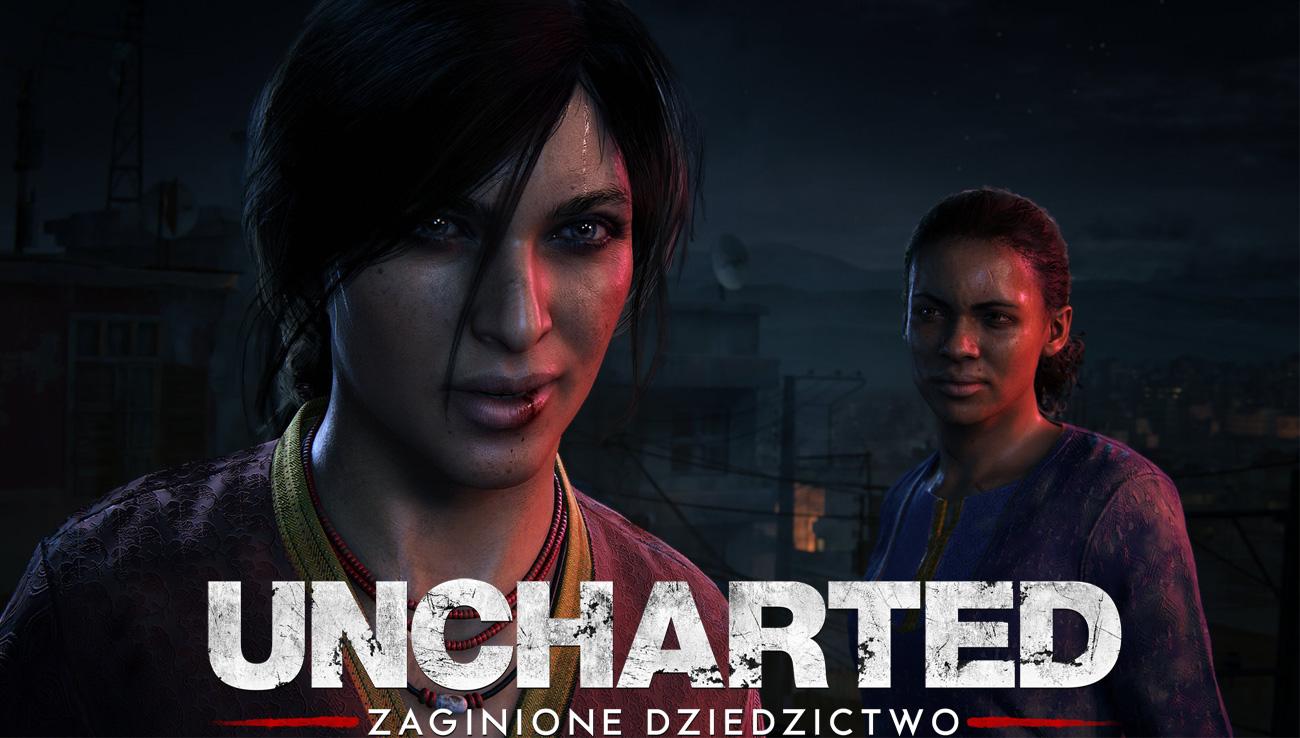 Uncharted 4: Zaginione Dziedzictwo
