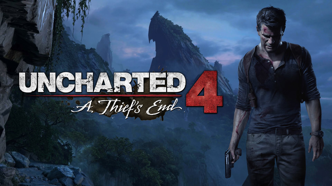 Uncharted 4: Kres Złodzieja - Seria PS Hits