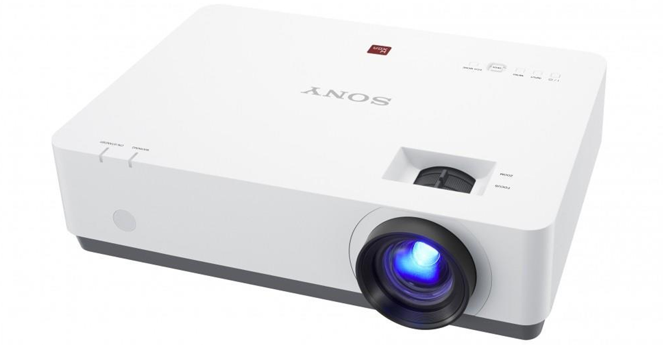 Sony VPL-EW578 Rozdzielczość WXGA