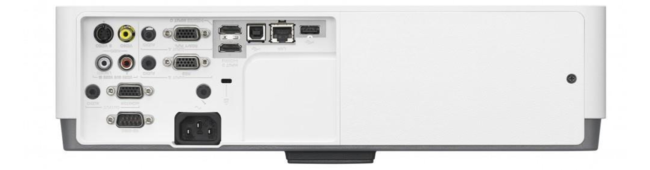 Sony VPL-EX435 Porty