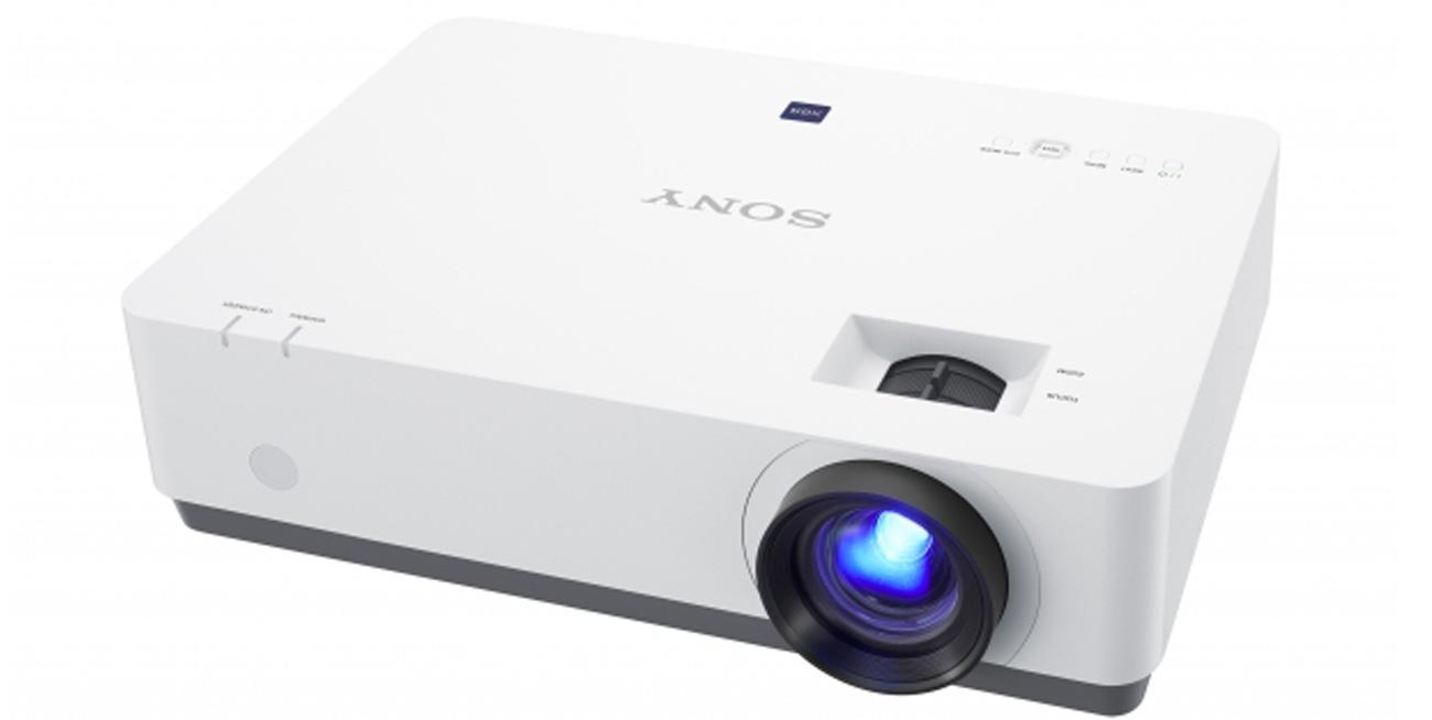 Projektor Sony VPL-EX575 góra i przód