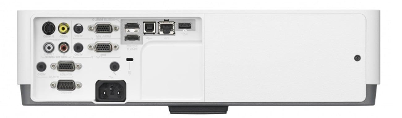 Projektor Sony VPL-EX575 3LCD tył