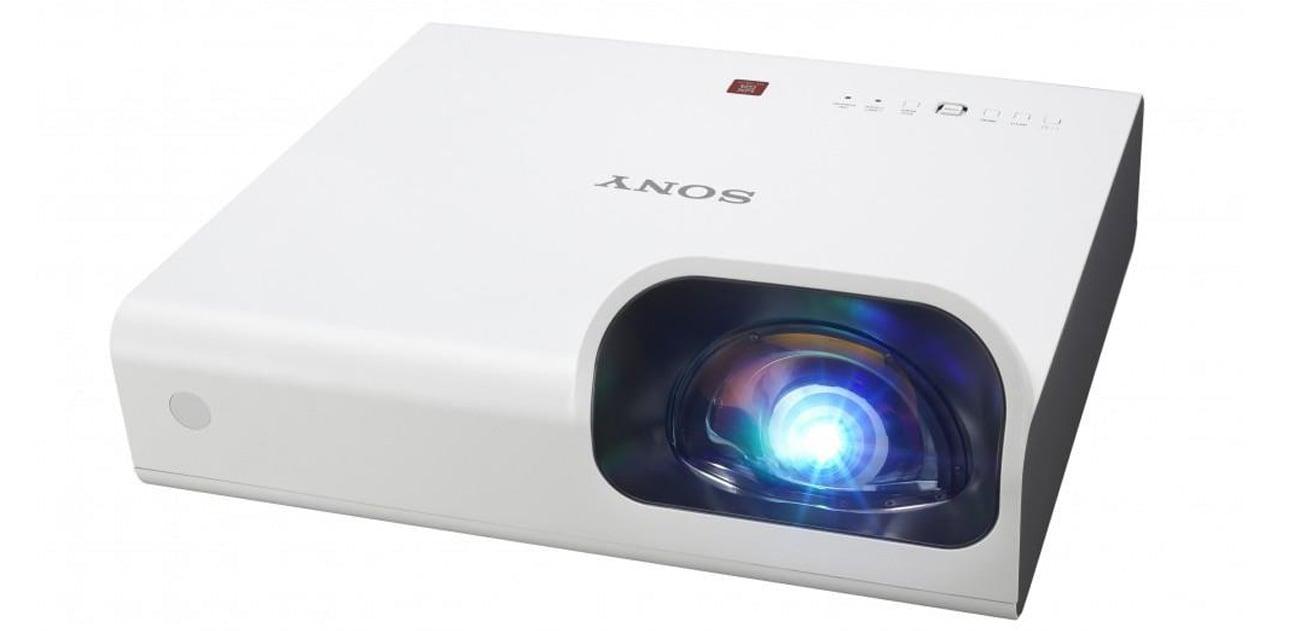Projektor Sony VPL-SW225 przód